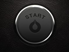 Start button for iPhone App (gps tracking journeys)