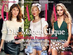 und im mit Sean Penn, Cara Delevingne, Alexa Chung, Rihanna, Kino News, Daniel Brühl, Alexandra Maria Lara, Interview, Girls