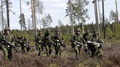 Salud Y Sucesos: OTAN Considera Aumentar Tropas En Frontera Rusa