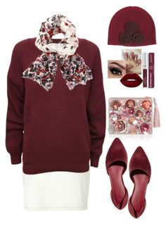 """""""Marooned"""" by lmello on Polyvore featuring Romeo Gigli, Accessorize, WearAll, Vince and John Lewis"""