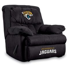 Use this Exclusive coupon code: PINFIVE to receive an additional 5% off the Jacksonville Jaguars Big Daddy Recliner at SportsFansPlus.com