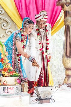 An Indian wedding in South Africa