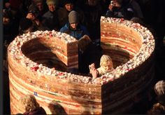 Heart for Vaclav Havel in Prague
