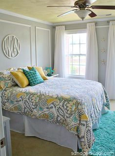 teen bedroom ideas yellow. Turquoise And Yellow Teen Bedroom Gray, Yellow, Ideas