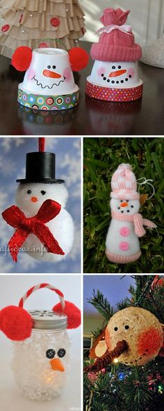 Find your favorite one and bring the Christmas magic in your home. What is your experience with homemade ornaments, for you have some suggestions for us? We would love to hear them!