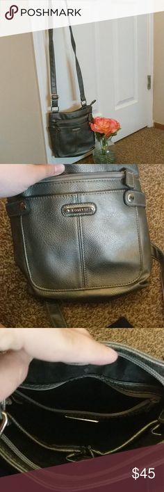 Grey rosetti cross body bag Grey cross body bag Rosetti Bags Crossbody Bags