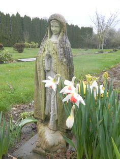Belle Passi Cemetery, Woodburn, Oregon