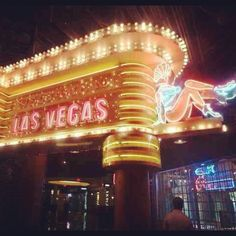Las Vegas- Basement at the MGM Grand Hotel