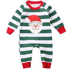 http://babyclothes.fashiongarments.biz/  Boys Girls Xmas Santa Claus Sleepwear  Kids Striped Pyjama  2-8Y cHRISTMAS DAY romper, http://babyclothes.fashiongarments.biz/products/boys-girls-xmas-santa-claus-sleepwear-kids-striped-pyjama-2-8y-christmas-day-romper/, ,   Size           Tops           Bust           Sleeve           Pants           Age          2T           38cm           58cm           30cm           50cm           2-3Y          3T           40cm           60cm           32cm…