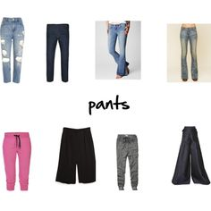 """pants"" by amarii-henry on Polyvore"