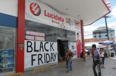 Observador Independente: FEIRA DE SANTANA: Black Friday movimenta comércio