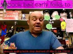 fresh lug & rag @Leslie McEvoy angling bait & tackle shop deal kent 8th april