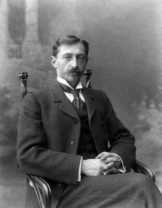 Ivan Alekseyevich Bunin. He was the first Russian writer to win the Nobel Prize for Literature.