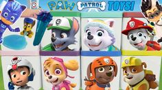 We have a BIG PAW PATROL Toy Surprise Show today! We have 8 surprise blind boxes with Marshall Rocky Rubble Skye Zuma Ryder Everest and Chase! The bkind boxes are FULL of toys mashems Shopkins slime and more!! We are joined by Catboy and Romeo from PJ Masks in the show!  Subscribe here to never miss a video: https://www.youtube.com/channel/UCsRW8ikkc-uISUXtNKBfFcw?sub_confirmation=1  - Watch my last video: https://youtu.be/8xgFvOhvwWc  Sparkle Spice channel has fun toys from movies like…
