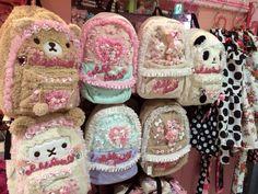 Find images and videos about kawaii, japanese and bags on We Heart It - the app to get lost in what you love. Gyaru Fashion, Kawaii Fashion, Cute Fashion, Diy Fashion, Harajuku, Kawaii Room, Doja Cat, Kawaii Clothes, Cute Bags
