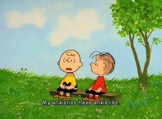 anxiety, charlie brown, and quotes image Cartoon Quotes, Movie Quotes, What Is Anxiety, Anxiety Help, Brown Wallpaper, Humor Grafico, 90s Grunge, My Mood, Current Mood