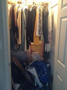 Time to Evict the Closet Clutter! - Virginia, Maryland and Washington DC - Certified Professional Organizer