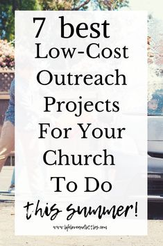 7 Low Cost Outreach Projects Your Church Can Do - Lifeloveandlittles Church Outreach, Church Fellowship, Online Church, My Church, Church Ideas, Church Ministry, Church Events, Sunday School Lessons, Youth Groups