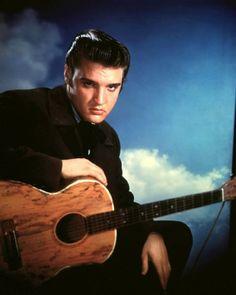 Elvis Presley, Black Velvet...Little Boy's Smile