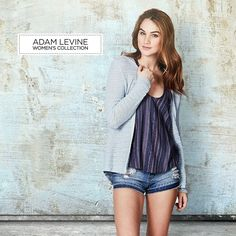 Adam Levine women's collection...love this outfit!