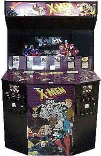 X-MEN arcade game (1992)  I just downloaded to my pad! I feel like I'm in senior year again!