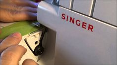 regular el largo y el ancho de puntada de la overlock o remalladora