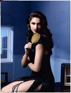 Deepika Padukone, Vogue India
