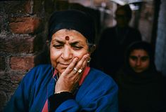 Lost in Thought | Steve McCurry