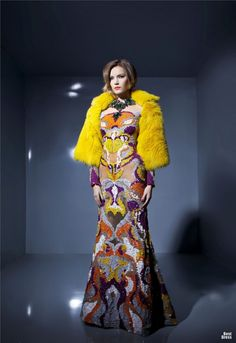 Nicolas Jebran HOUTE COUTURE SPRING/SUMMER 2013 - Fashion Diva Design