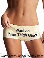 Want an Inner Thigh Gap...Read More...