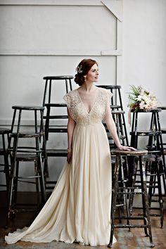 BHLDN Spring bridal collection