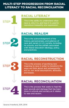 When Race Enters the Room: Toward Racial Literacy in America's Schools (via NAIS) (2 December 2015) Highlights the need for schools to focus on racial literacy and progress further along the continuum.
