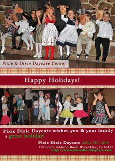Pixie Dixie Daycare- trilingual daycare (Polish, Spanish & English)  By Miss Maehym Photography!