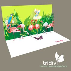 FREE Animated 3D Pop Up Greeting ECards Maker Online Cards Create Your Own ECrads With Our Easy To Use Absolutely