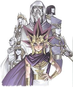 Never was a big fan of Yu-Gi-Oh. But, this is a beautiful piece of art. Yu Gi Oh, All Anime, Anime Love, Manga Anime, Anime Art, Anime Guys, Kaiba Yugioh, Yugioh Yami, Geeks