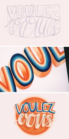 My Design, Lettering, Drawing Letters, Brush Lettering