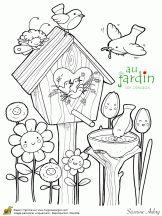 - Coloriage nain de jardin ...