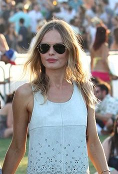hair tutorial: kate bosworth's coachella waves {always love her style}