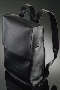 ad8d2cfd79 Get Carter  Barneys New York Teams With Jay Z for Holiday. Balenciaga  BackpackBlack Leather ...