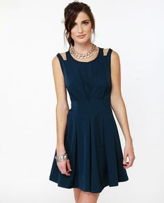 really inexpensive for a bridesmaid dress, but this design is super cute!