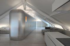 Kempart Loft - Liegi, Belgique - 2012 - Dethier Architecture