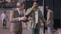 Lincoln Clay y John Donovan / Mafia III (Mafia 3) / PS4 Share #PC #PlayStation4 #PS4 #XboxOne #MAFIA #MAFIA3 #MAFIAIII #CosaNostra #MafiaGame #LincolnClay #PS4Share #LincolnClayRobinson #ClayRobinson