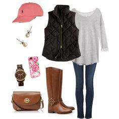 """""""Polo hat"""" by lyanders on Polyvore"""