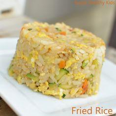 Chicken Fried Rice Easy Dinner for Better Energy