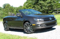 Volkswagen's large Passat sedan was updated for though it doesn't seem like they had changed it much. Convertible, Vw Eos, Car Volkswagen, Finals, Beige, Facebook, Infinity Dress, Final Exams, Ash Beige