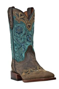 8f05c9a0f4d0 These Dan Post Cowboy Certified womens leather cowboy boots feature a shaft