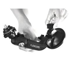 Buy 5 Get 1 Free! Flexcope Roadtrip Camera Mount for Flip HD Camera, Kodak PlaySport Video Camera, Panasonic Mini DV Recorder, iPhone, HTC 4G, Droid RAZR, and Samsung Galaxy S II by FLEXCOPE. $24.99. Equipped with a heavy-duty Dia. 90mm suction cup, two easily interchangeable device adapters (one for mounting your digital camera/camcorder and the other your phone/GPS), this smartly designed Universal Windshield Mount from Flexcope allows you to securely mount virtually any porta...