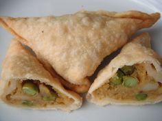 Gluten Free Samosa! mmmm dinnah