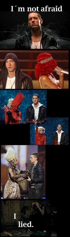 Poor Eminem // funny pictures - funny photos - funny images - funny pics - funny quotes - #lol #humor #funnypictures