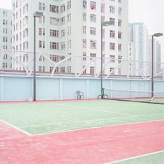 LOVE LOVE LOVE this tennis court !